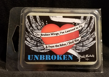 Bret Michaels Unbroken Candle - Wax Melts