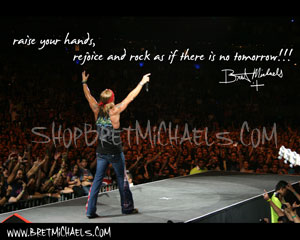 Inspirational Photo - Raise Your Hands