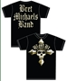 BMB Cross Skull Tee
