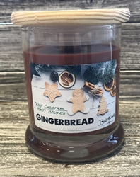Bret Michaels Gingerbread Candle - Medium Jar Bret Michaels, Brett Michaels, Bret Micheals, Brett Micheals, LIfestyle, Style, Life, Collection, Home, Inspiration, gifts, candle, Sweet, Jorja, Raine