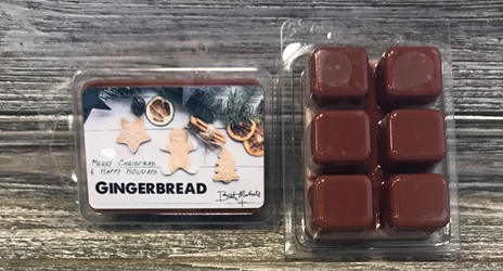 Bret Michaels Gingerbread Candle - Wax Melts