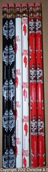 Bret Michaels Pencil 3 Design Set