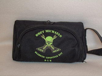 Bret Michaels Diabetic Lifestyle Kit
