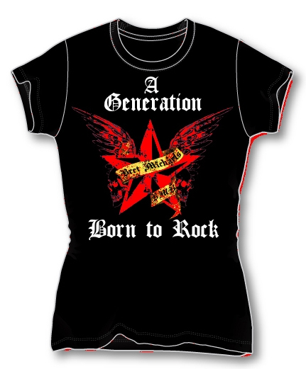 A Generation Born to Rock