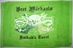 Lime Green Bret Michaels Rockable Towel