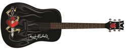 Bret Michaels Every Rose Acoustic Guitar