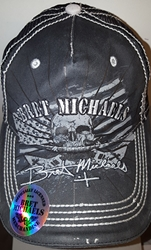 Bret Michaels Signature Baseball Hat
